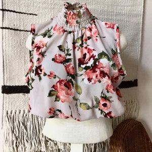 Annabel | Flower Top